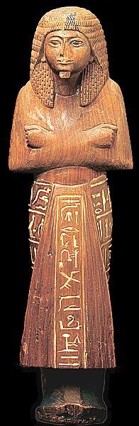 Śmierć i życie w starożytnym Egipcie - Obrządek pogrzebowy